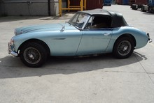 Austin Healey MkIII Phase II BJ8