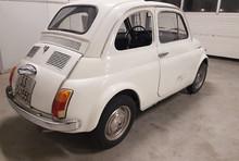 Fiat 500 L wit