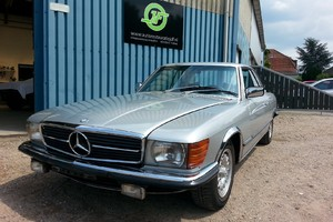 Mercedes 280 SLC Type 107